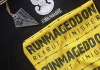 Runmageddon Rekrut Silesia 09.04.2016