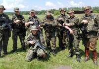 Szkolenie w 2 Hrubieszowskim Pułku Rozpoznawczym 30.05.2016