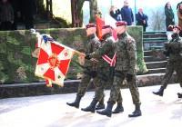 Święto 7 batalionu kawalerii powietrznej.
